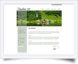 Template JoomSpirit 110